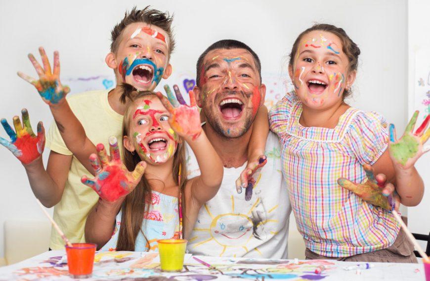 Five Fun Ways to Improve Your Kid's Creativity