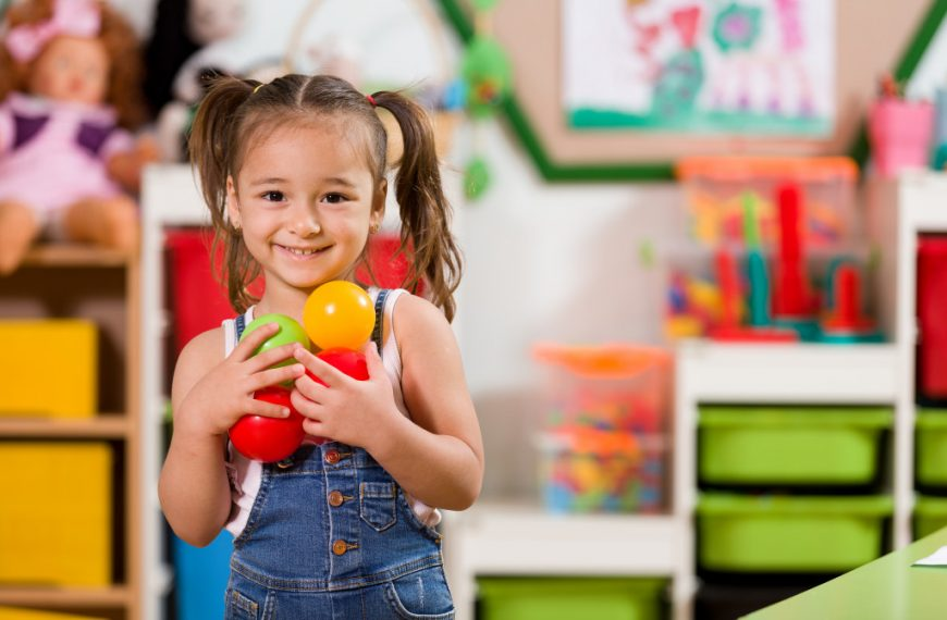 Exposing Your Child to the Learning Environments for Development